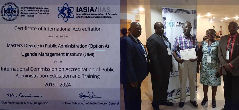 Uganda Management Institute Umi Uganda Management Institute