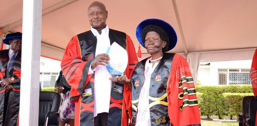 Pomp and colour as 2,000 graduate at UMI
