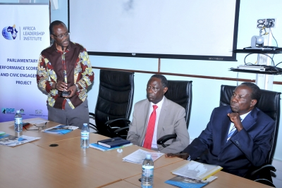 UMI Joins  Africa Leadership Institute to Produce Parliamentary Scorecard.